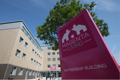 Magenta Living head office