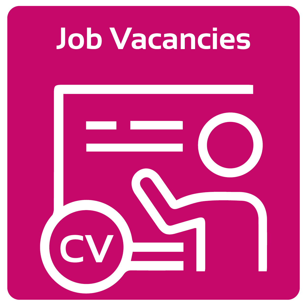 This image link will take you to our current job vacancies