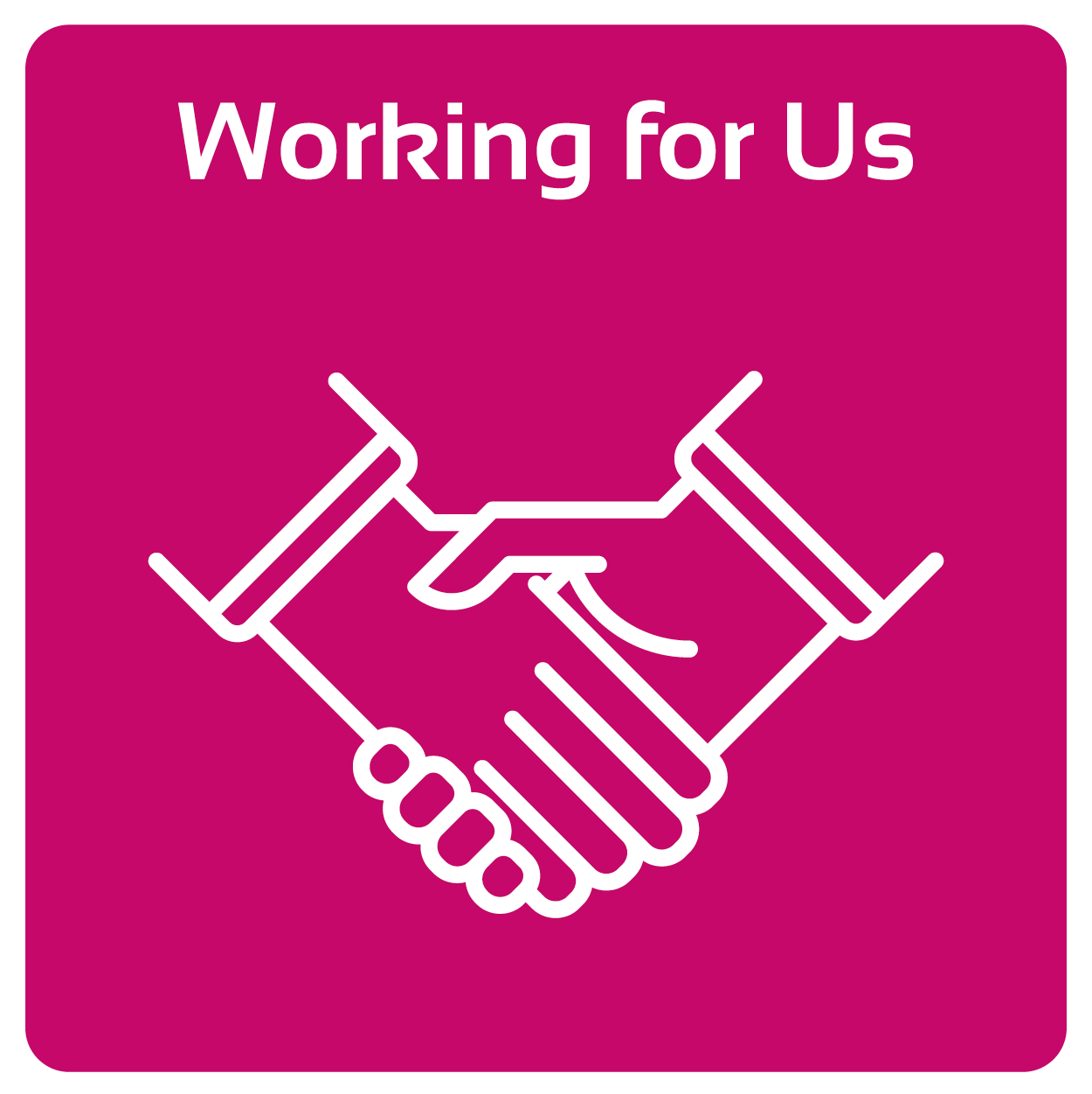 Click here to learn about the benefits or working for Magenta Living