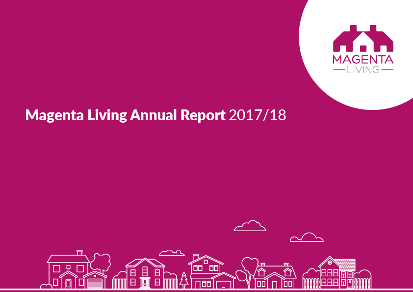 Annual Report 2017/18 cover image