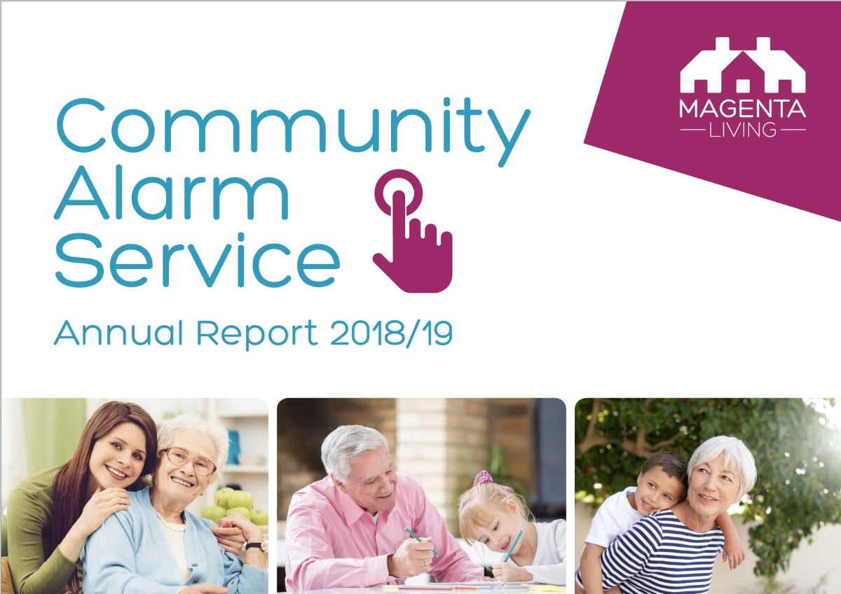 Community Alarm Report 2018/19