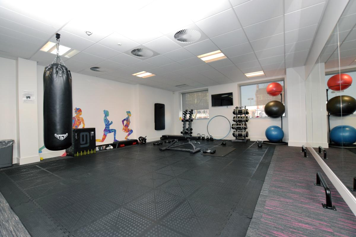 Fitness & Wellbeing Centre 2